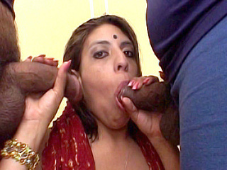Pecker pressed indian Ishu